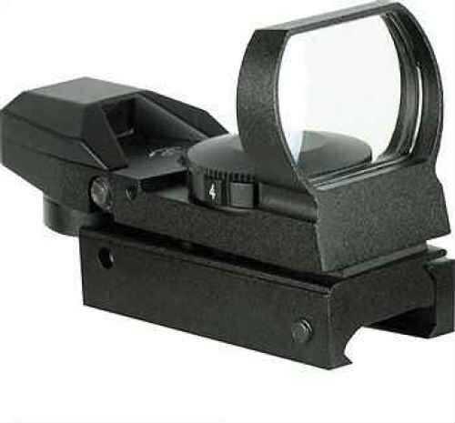 Sightmark Sure Shot Reflex Sight With Windage & Elevation Adjustment/Black Finish Md: SM13003B