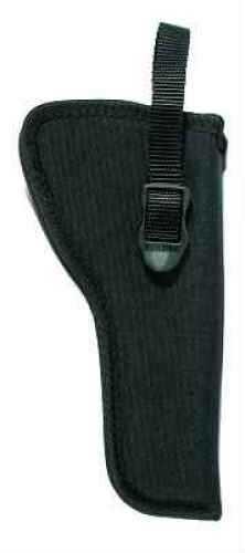 "BlackHawk Products Group Holster Lh 7-8.5"" Bbl Lg Da Revolvers 73NH10BKL"