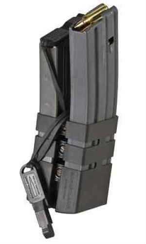 Safariland Black AR-15 Magazine Doubler Md: 7742152