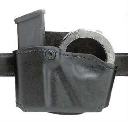 Safariland Black Handcuff/Mag Pouch Md: 5738321