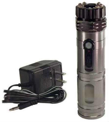 PS Products Inc./Sprtmn CH PSP STUN GUN Stun Gun/Flashlight Compact Lightweight Contact Stainless ZAPL