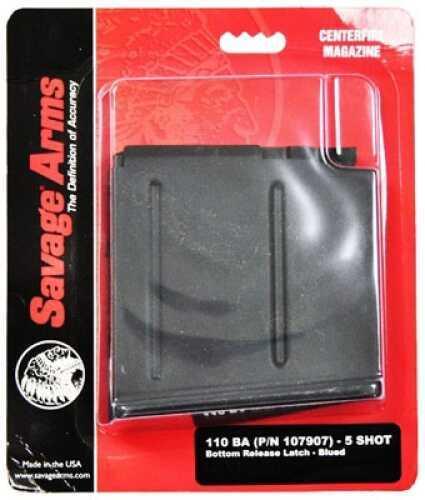 Savage Arms Savage Replacement Magazine 110BA 300 Win Mag 5 Round 55191