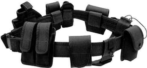 Mako Group Global Military Gear N/A Black Nylon GMNDB