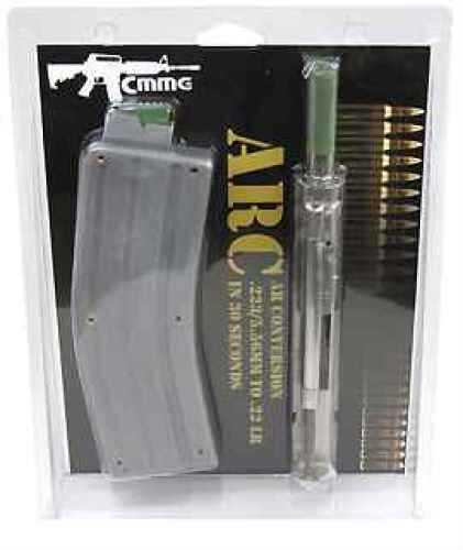 CMMG, Inc CMMG Bravo Conv Kit 22LR Stainless AR Rifles 25Rd 22BA609