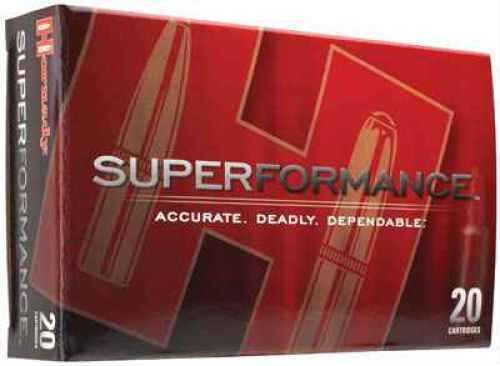 Hornady 280 Remington Ammunition by Superformance 139gr SST (Per 20) 81583