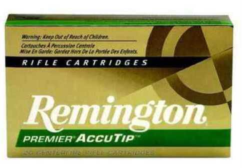 Remington 450 Bushmaster AccuTip 260 GR 20Box Rem Ammo PRA450B1