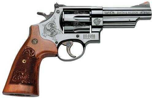 Smith & Wesson M29 44 Magnum Engraved 6 Round Revolver 150783