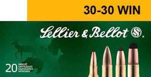 Sellier & Bellot 7x57R 158 Gr HPC 20/Bx (20 rounds Per Box)