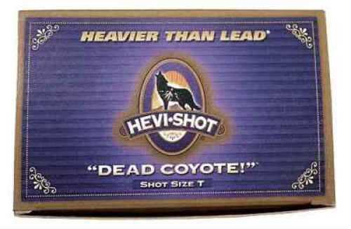 Hevi-Shot Hevi 41249 Dead Coyote 12ga 4 Buck 3.5 Per 10 Ammunition