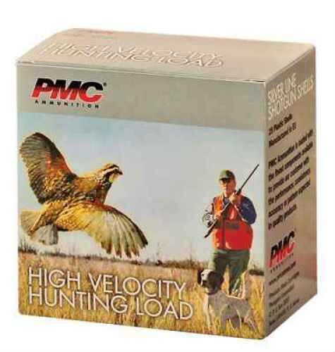 "PMC Ammunition Pmc 20ga 6 2.75"" 1oz Per 25 Ammunition HV206"