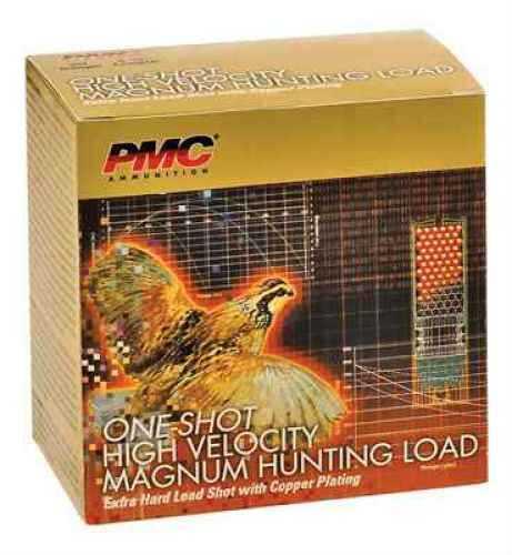 """PMC Ammunition Pmc 12 Ga # 4 2.75"""" 1 1/8 Steel 25 Ammunition HVST124"""