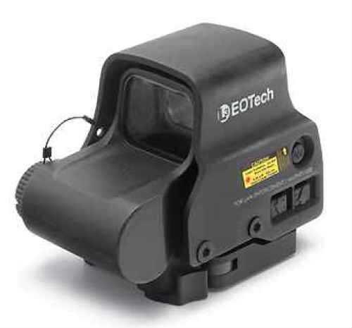 EOTech Sight Reticle Pattern 65MOA Ring/(2)1MOA Dots, Black EXPS3-2