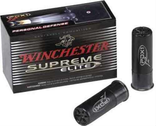 """Winchester 12 Gauge 2.75"""", PDX1 Slug/00-Buck/10 S12PDX1"""