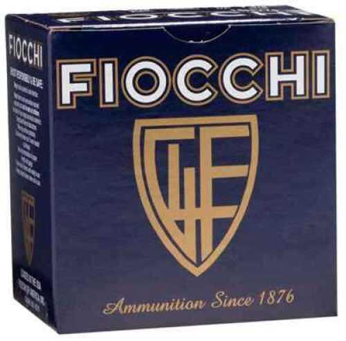 Fiocchi Ammo Target 12 GA 1 1/8 #7 Steel Per 25 Ammunition 12S1187