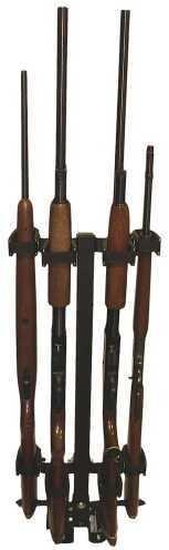 Rugged Gear 4 Gun Floor Mount Gun Rack Permanent 10086