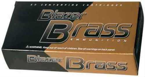 CCI BLAZER BRASS 38 125FMJ Per 50 Ammunition 5204