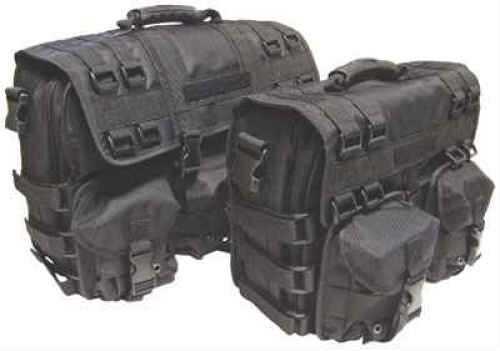 "PS Products Overnight Bag SPOPCB Range Bag Black Soft 17""X12""X6"" SPOPCB"