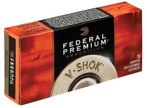 Federal Cartridge Federal 22Hornet 30Gr TNT Green V-Shok 50/Box Ammunition P22D