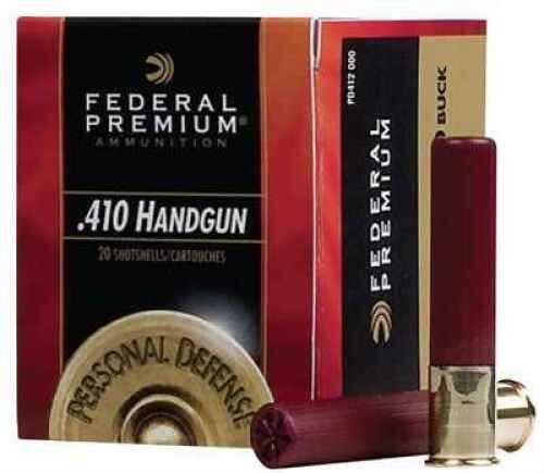 "Federal Cartridge FED PRM-PD 410G 3"" 4BK 20BX PD413JGE 4B"