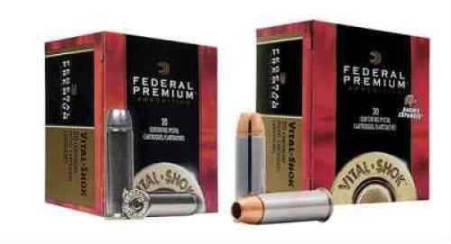 Federal 500 sw 325 Swafr Per 20 Ammunition P500SA
