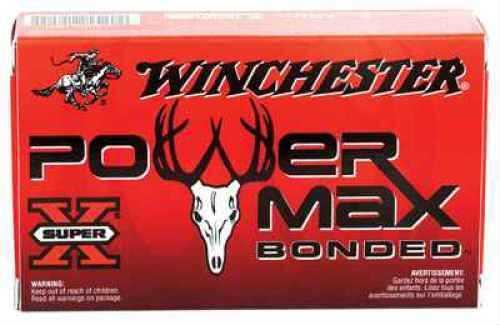 Winchester 30-06 Springfield 180gr PowerMax Bonded/20 (20 Rounds Per Box) X30064BP