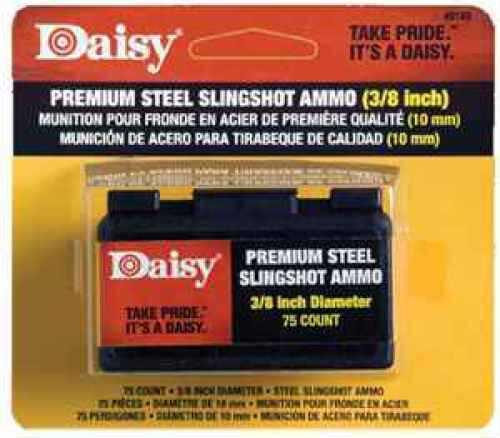 Daisy Outdoor Products Daisy Slingshot Ammo Black 8183