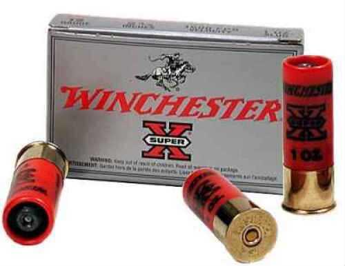 "Winchester Ammunition Super-X 12 Gauge 2.75"" 1oz. Slug 5 Round Box X12RS15"