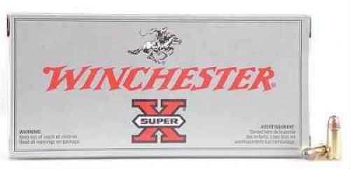 Winchester 38 S&W 145GR RND LD 50BOX X38SWP