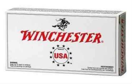 Winchester 357 Sig 357 Sig, USA 125gr., Full Metal Jacket - Flat Nose, (Per 50) Q4309