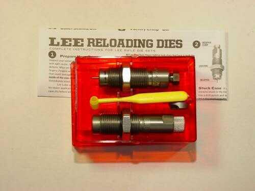 Lee 90803 Pacesetter 2-Die Set 22 TCM