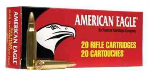 Federal Cartridge Federal American Eagle 7.62x39 Soviet 124 Grain FMJ (Per 20) A76239A
