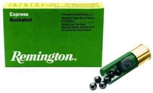 """Remington Rem Exp 12G 23/4"""" 00Bk 9PEL 5Bx"""