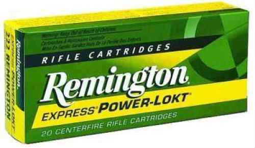 Remington 17 by , 25 Grain, HP Hornady (Per 20) 28460-R17R2