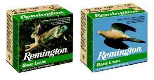 "Remington 12 Ga. 2 3/4"" 1 oz #7 1/2 Lead Shot25 Rounds Per Box Ammunition Md: GL1275 Case Price 250 Rounds GL1275"