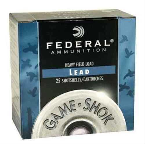 "Federal Cartridge 12 Ga. 2 3/4"" 1 oz #6 Lead Shot 25 Rounds Per Box Ammunition Md: H1216 Case Price 250 Rounds H1216"