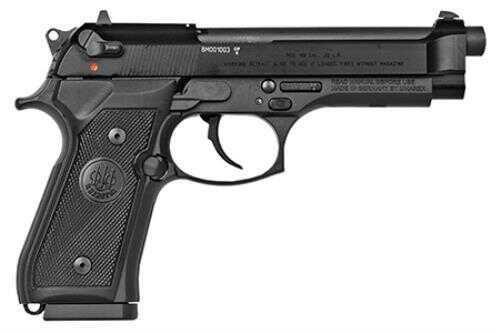 """Beretta J90AIM9F18 M9 22LR Pistol 5.3"""" Barrel 10 Round Alloy Frame Black Plastic Grip"""