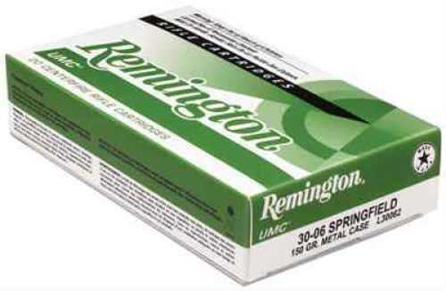 Remington REM UMC 22250 45GR JHP 20BX