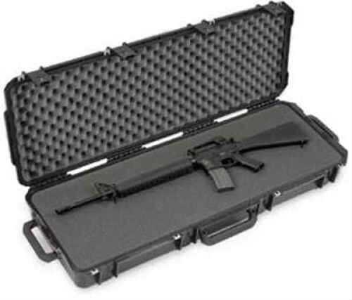 SKB Mil-Std IM Shirt Rifle Case Polypropylene Black 3I42145BL