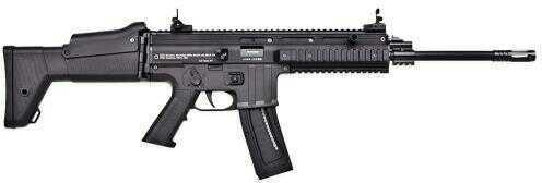 "ISSC Austria MK22 Sport 22 Long Rifle 16"" Barrel 10 Round Synthetic Stock Black Semi-Automatic Rifle M211001"
