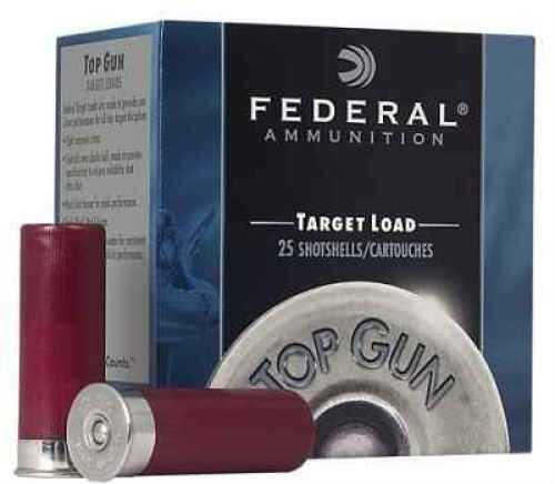 Federal Top Gun 12ga 1 1/8 oz #7 Steel Shot 25RD/BX Ammunition TG147 7