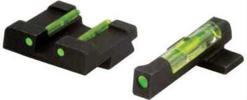 HiViz Sight Systems Hiviz Springfield XD Combo Pack Fits all Springfield XD&XDM Pistols Green XD2210G