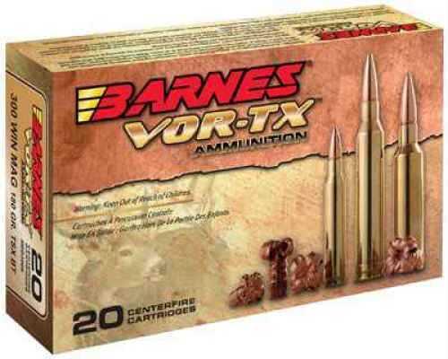Barnes Bullets VOR-TX 223 Remington TSX 55gr /20 21520