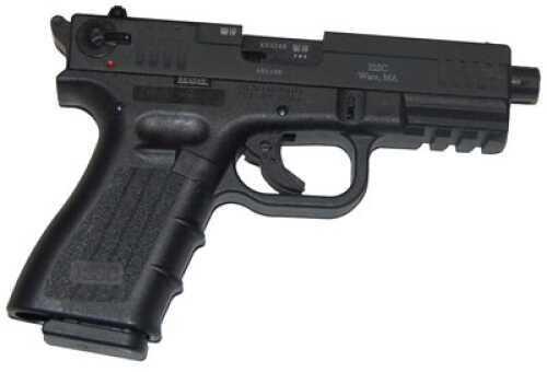 "ISSC Austria M22 Standard Semi Automatic Pistol 22 Long Rifle  4""Barrel  10+1  Rounds   Polymer Grip  Black Finish   M111010"