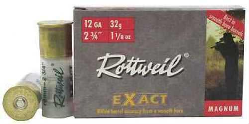 "Rottweil Exact RottweilExact 12ga Magnum, 12ga, 2.75""Slug/5 2317468"