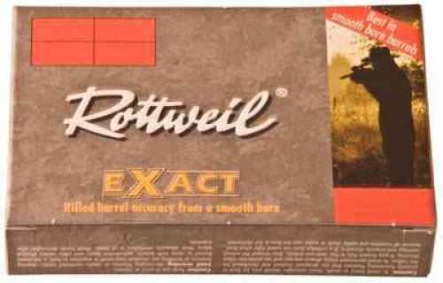"G2 Research Ruag Ammotec USA Inc Rottweil Exact 20 ga 2.75"" .94 oz Slug Shot 5/Box 2317471"