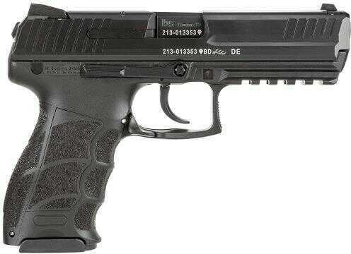 "Heckler & Koch P30 P30S 9mm Luger 3.86"" Barrel 10 Round Black Synthetic Grip Black Finish Pistol 730901LA5"