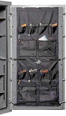 Winchester Safes Door Panel Organizer Pony 42/Tradition 42 Gray DP062026 SILVERADO49