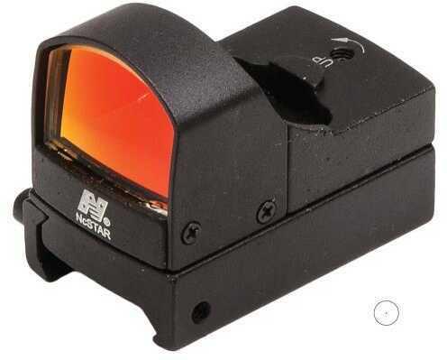 NcStar Compact Tactical Red Dot Reflex Sight Black DDAB