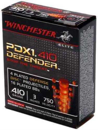 Winchester PER DEF 410 Ga COMBO Per 10 Ammunition S413PDX1