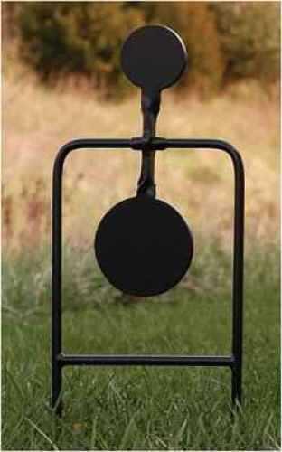 PAST Caldwell Centerfire Hangun Double Spinner Target Md: 133565 133565